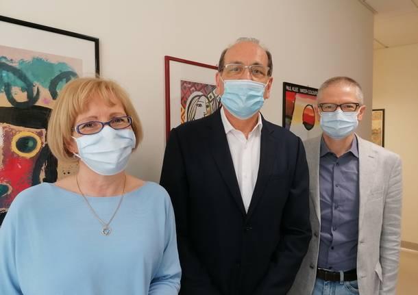dottor Zaffaroni centro sclerosi multipla ospedale Gallarate