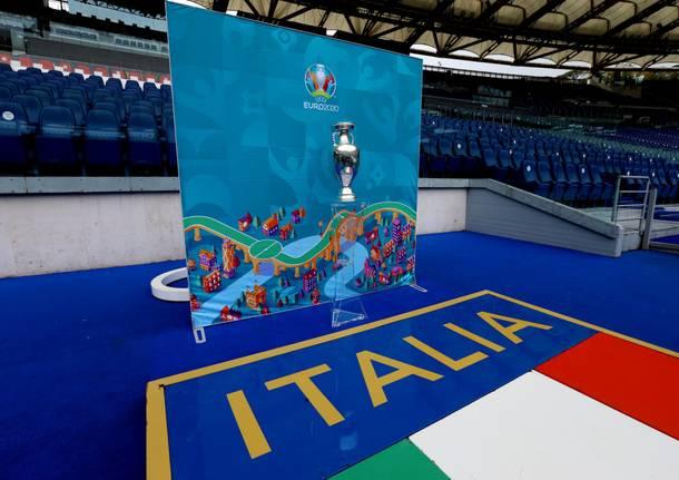 europei calcio 2020 2021 italia olimpico - foto uefa.com