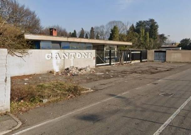 Ex Cantoni in via juker a Legnano
