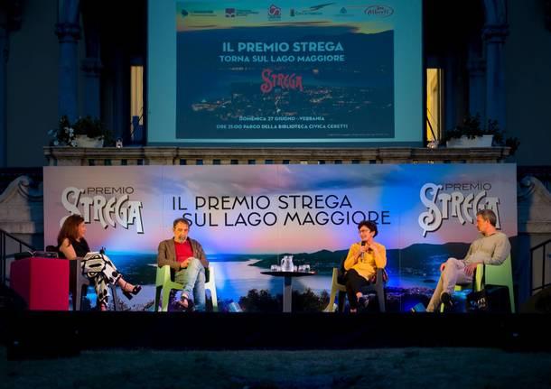 I finalisti del Premio Strega sul Lago Maggiore