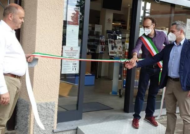 Gerenzano, la farmacia comunale torna nella sua sede storica
