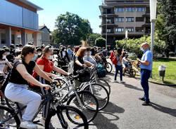 Giornata mondiale della bicicletta a Parabiago