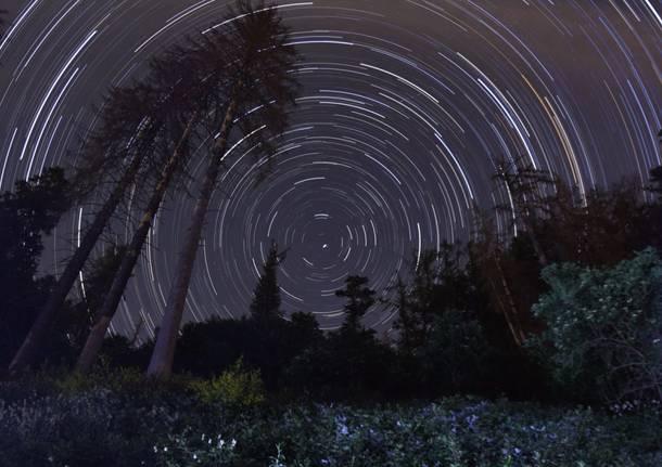 In un vortice di stelle