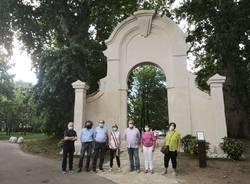 Inaugurazione Parco Platani riqualificato Castellanza