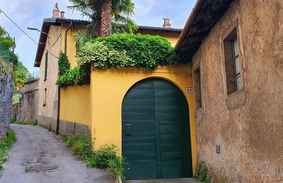 Induno Olona, centro storico - foto di Clara Comolli
