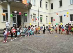 L'istituto comprensivo Via 4 Novembre di Parabiago festeggia gli studenti di quinta