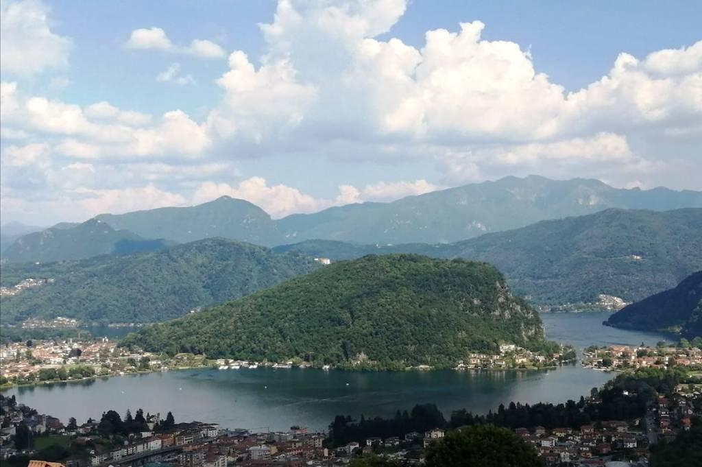 Lago Ceresio - foto di Candido Alberici