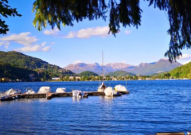 Lago Ceresio - foto di Eleonora Martinelli