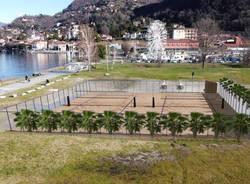 Laveno Mombello campi sportivi