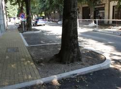 Lavori di riqualificazione di via Roma