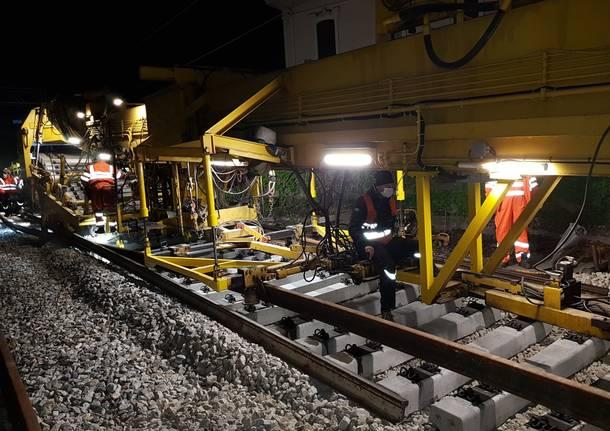 Lavorri FerrovieNord