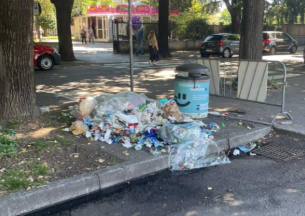 legnano rifiuti