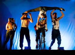 Lo spettacolo Fellini del Teatro Blu