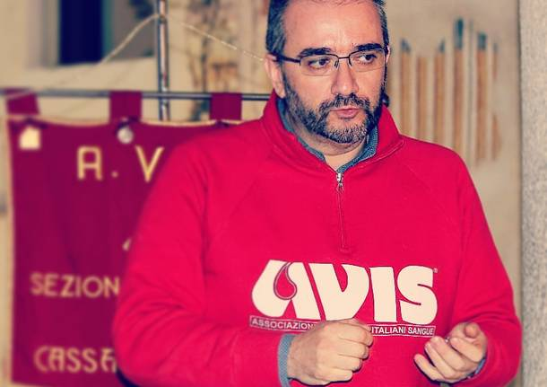 Luca Basile presidente Avis varese