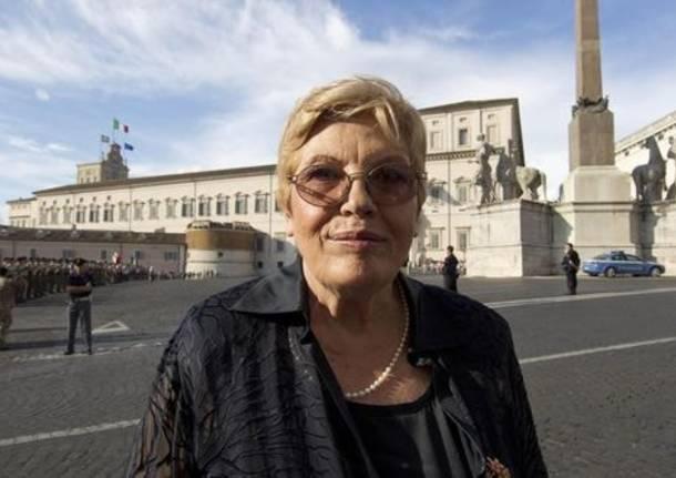 Mamma Alfredino Rampi (Franca Rampi)
