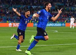 nazionale italiana calcio europei 2020 - foto facebook