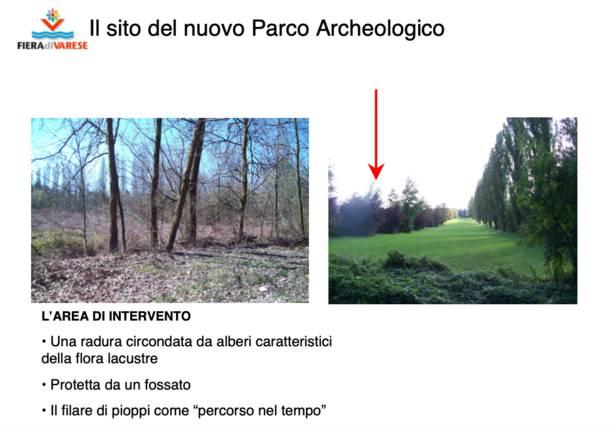Neobodio, un parco tematico per valorizzare la storia e l'archeologia a Bodio Lomnago