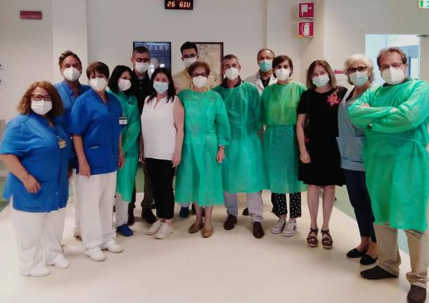 Open day vaccinale over 60 anni