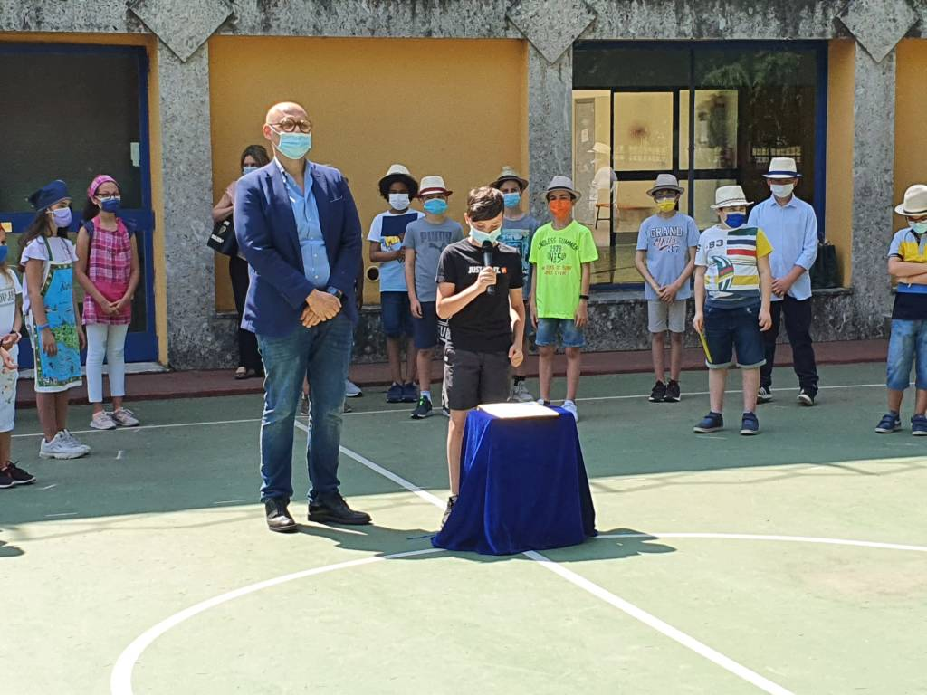 Parabiago intitola a Felice Musazzi la scuola primaria di San Lorenzo