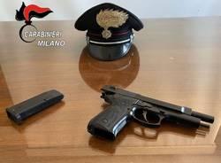 Pistola a salve Arese