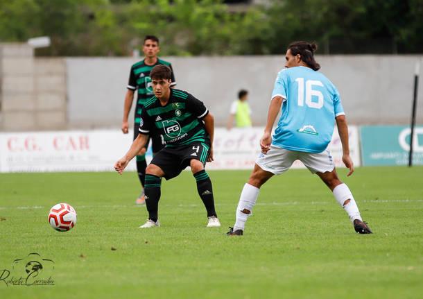 Playoff Serie D: Castellanzese – Sanremese 1-0