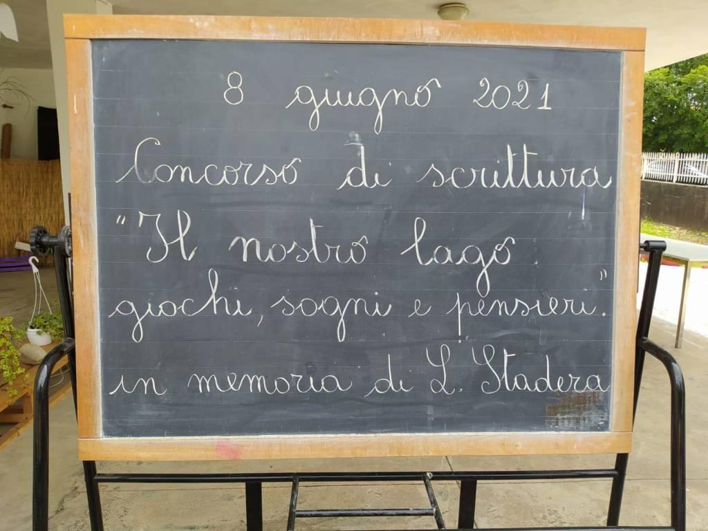Premiazione concorso letterario Luigi Stadera
