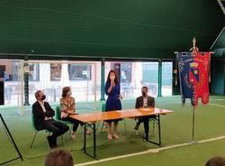 Presentato a Solaro l'intervento pilota del progetto europeo Life Metro Adapt