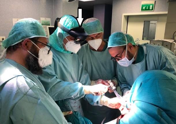 prof Surace ospedale Cittiglio