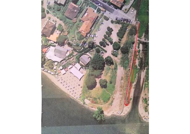 progetto accessibilità spiaggia baveno
