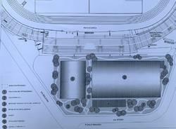 progetto antistadio pista provvisoria palaghiaccio varese città di varese
