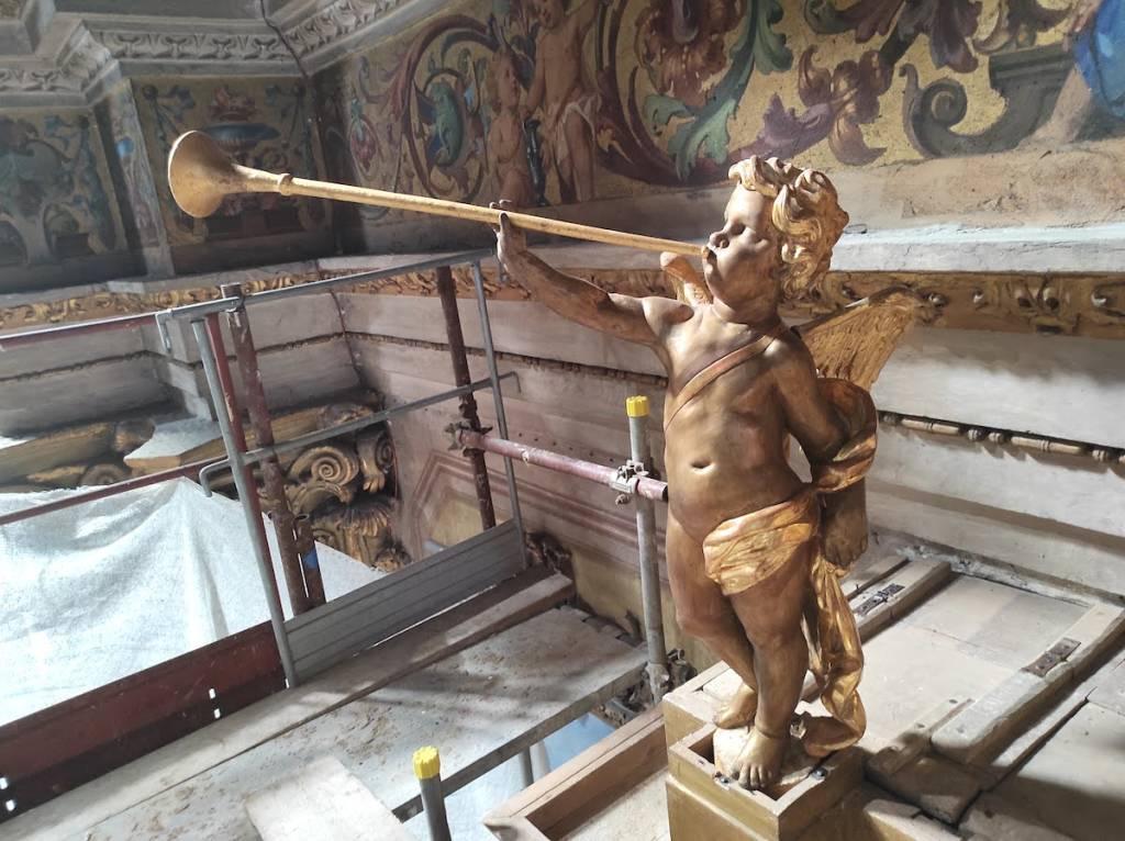 Rho - Il restauro degli organi del Santuario