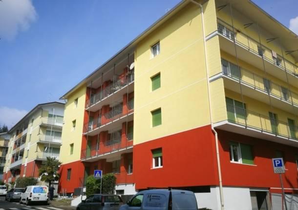 Riqualificazione energetica case Aler - Montello, Varese
