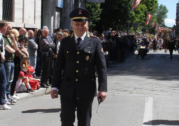 Roberto Curati Polizia Locale