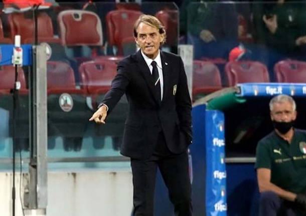 roberto mancini calcio c.t. nazionale italia