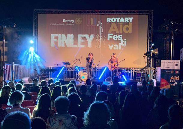 Il Rotary Aid Festival accende l'estate a Legnano