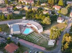 Saltrio - Centro sportivo e piscina