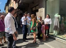 Salvini a Gallarate