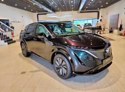 Saronno, Clerici Auto presenta in anteprima nazionale il nuovo Nissan Ariya