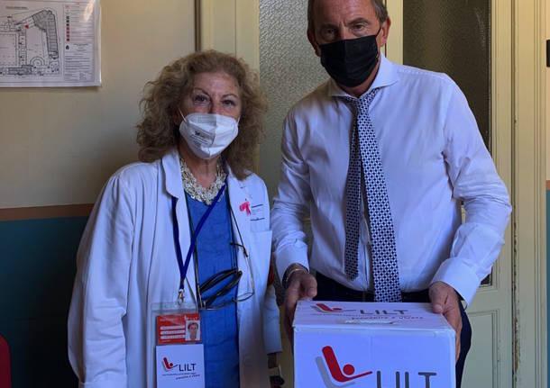 screening oncologico in Comune a Busto Arsizio