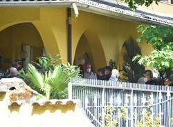 Sgombero villa Nerviano