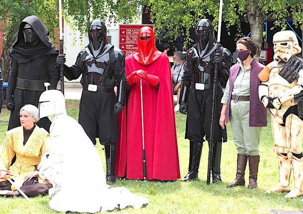 A Volandia tra Jedi e l'impero galattico