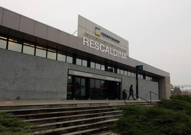 stazione rescaldina