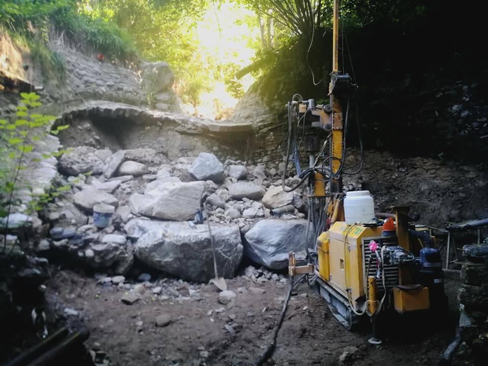 Stop ad incendi e alluvioni: partiti i lavori sul Tinella a Luvinate