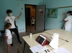 Test visivi all'oratorio di Legnano