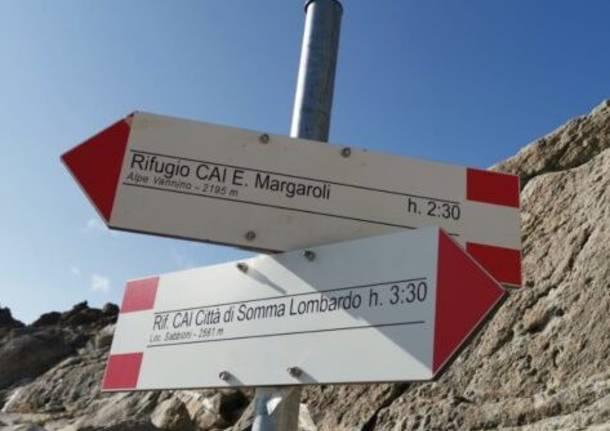 traversata Margaroli Città di Somma