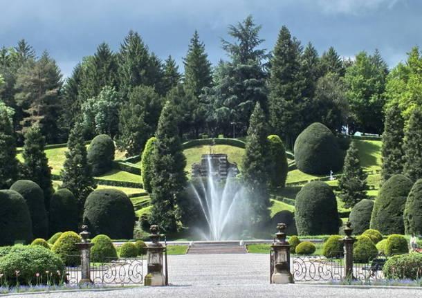 varese - giardini estensi