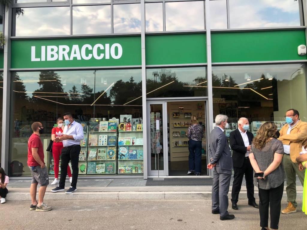 Varese - Nuova libreria il Libraccio