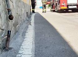Vigili del Fuoco Legnano a Villa Cortese