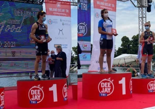 vittorie oxygen triathlon milano 2021