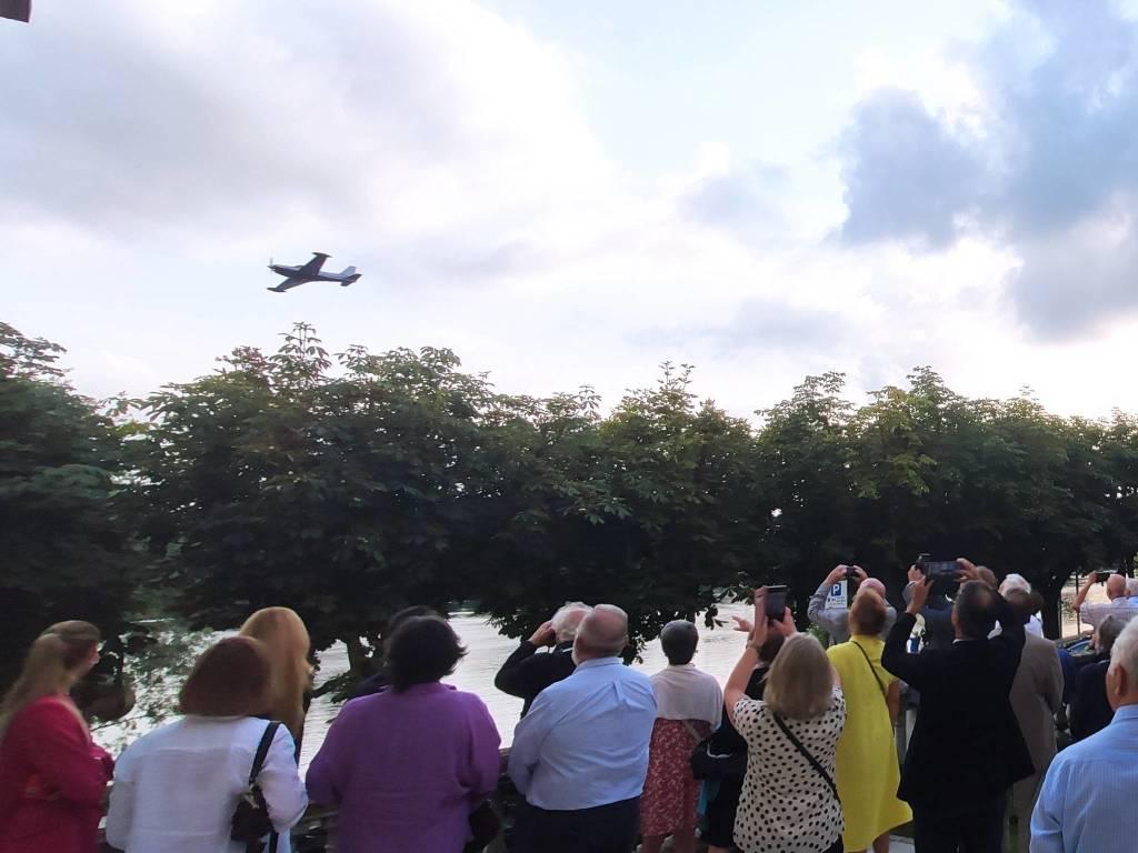 A Sesto Calende la storia dei tre piloti scomparsi in Iran